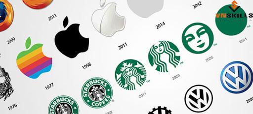chọn và thiết kế logo