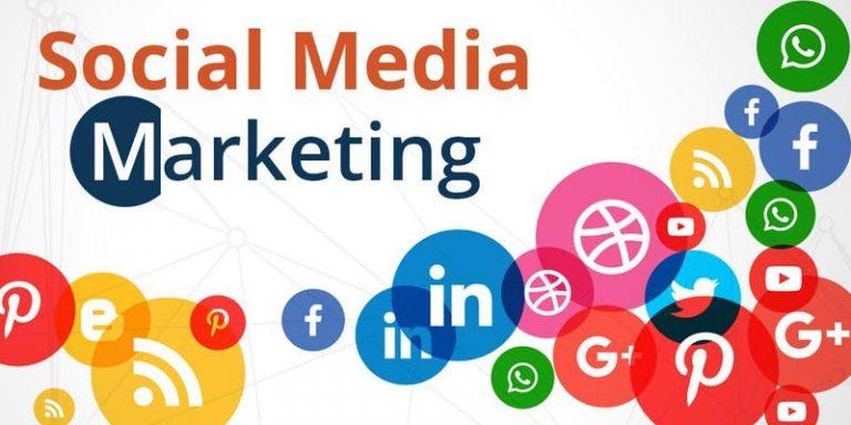 marketing online trên mạng xã hội