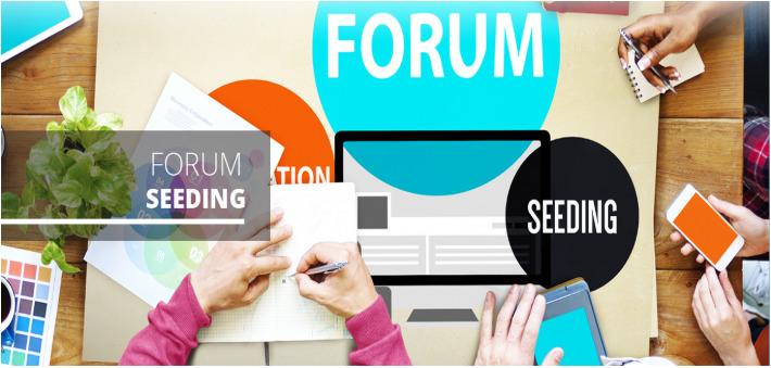 marketing online với forums